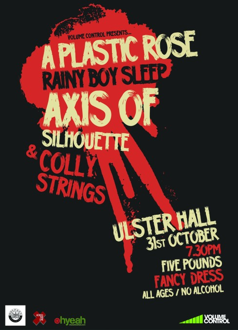 Ulster Hall poster